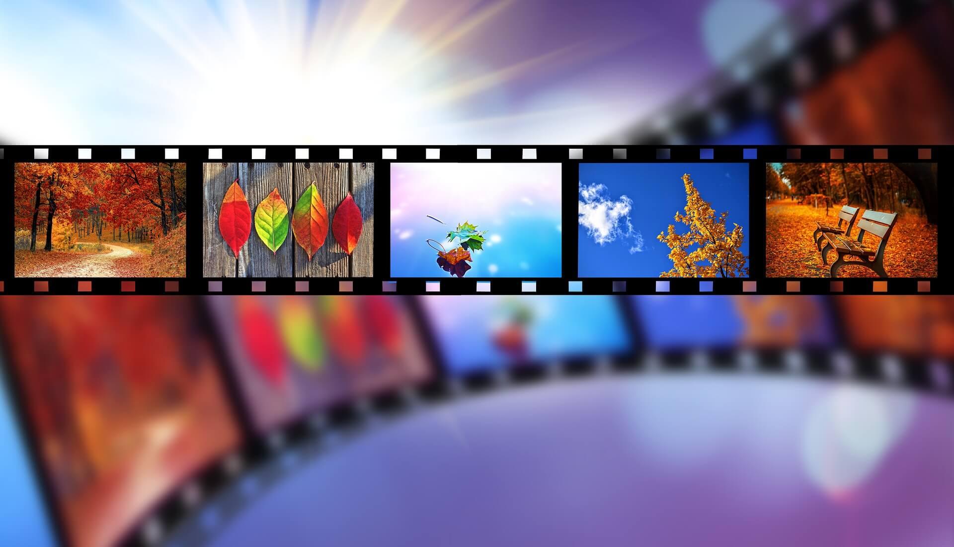Video frames