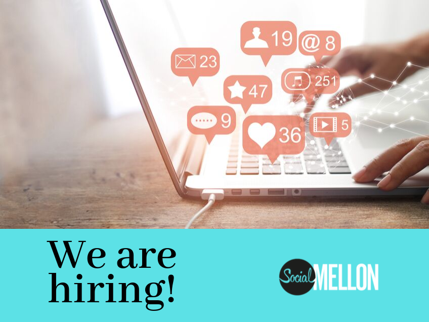social Mellon we are hiring